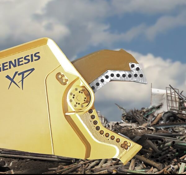 Genesis Yellow Shear Blade Replacement